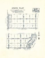 State Plat - Section 16 - Twp. 21 N. - Sheet 3, King County 1945 Vols 1 and 2